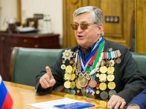 """Krievu biatlona leģenda: """"Tie, kuri lemj par boikotu, ir slimi"""""""