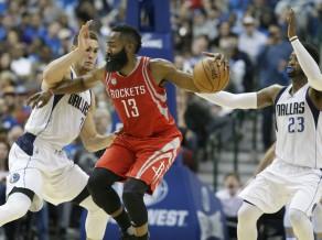 Vols un Hārdens - NBA labākie gada pēdējā nedēļā