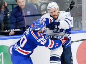 """Karsums joprojām bez vārtiem, uzvaras izcīna SKA un """"Lokomotiv"""""""