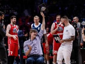 """Kiriļenko: """"VTB līgas Zvaigžņu spēle šogad bija labāka nekā NBA"""""""