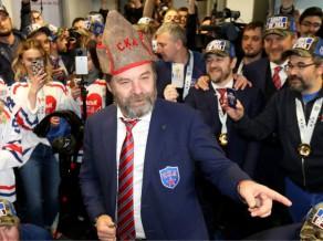 KHL finālu labākie - Košečkins, Antipins, Dadonovs