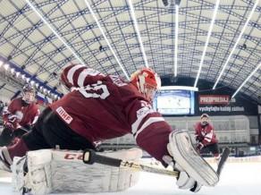 Latvijas U-18 izlase atkal negūst vārtus un zaudē Baltkrievijai