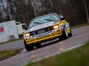 Novikovs: ''Ja šis ''Audi Quattro'' tiks līdz finišam, tas būs labs rezultāts''