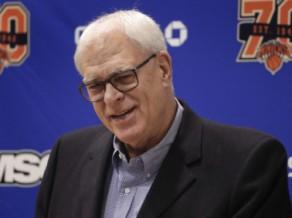 """Fils Džeksons: """"Nesaprotu, kas pie velna notika ar """"Knicks"""" pēdējos trīs gados"""""""