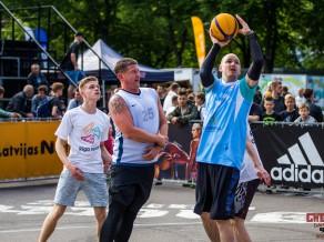 """29. jūnijā """"Ghetto Basket"""" Firmu un amatieru grupas pirmais turnīrs"""