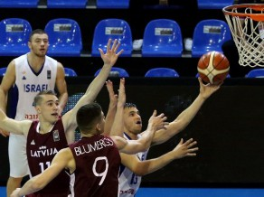 U20 basketbolisti Eiropas čempionāta ievadā ar -36 zaudē Izraēlai