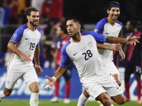 Viltīgais Dempsijs panāk rekordu, ASV iekļūst Zelta kausa finālā