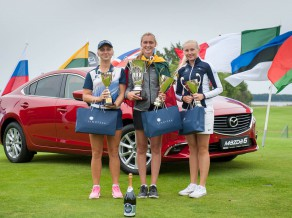 Lietuvas golferi izcīna ''Latvian Open'' titulus