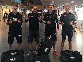 """""""Rīga Ghetto Basket"""" 3x3 basketbolisti piektdien Lozannā debitēs FIBA Pasaules tūrē"""