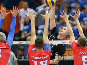 Igaunija Eiropas čempionātā atņem punktu favorītei Serbijai