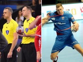 """Sondors/Līcis tiesās """"IHF Super Globe"""" finālu, Krištopānam spēle par bronzu"""