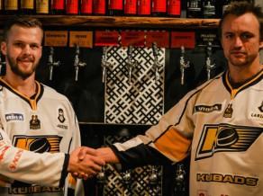 """Hokeja komandai """"Kurbads"""" būs pašai sava alus šķirne"""