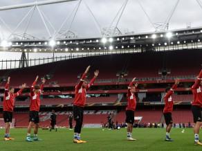 """Rudņeva pārstāvētā """"Koln"""" Londonā viesosies pie """"Arsenal"""""""