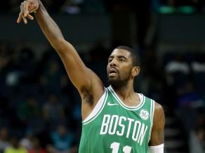 """Ērvings pirms atgriešanās Klīvlendā: """"Bostona ir īsta sporta pilsēta"""""""