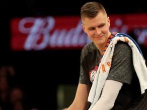 """Porziņģis atgriezīsies, """"Knicks"""" uzņems """"Grizzlies"""""""