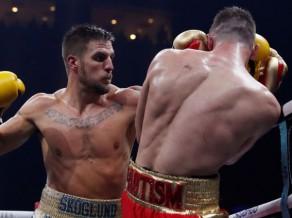Supersērijas bokseris Skoglunds ar smadzeņu traumu atrodas mākslīgajā komā