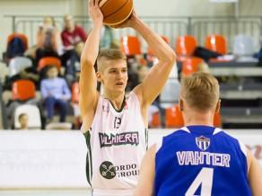 """""""Valmiera/Ordo"""" izgāž spēles sākumu un cieš sakāvi Tallinā"""