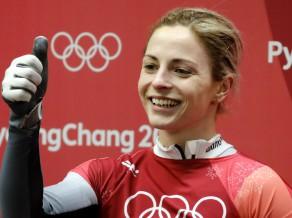 Priedulēna izcīna septīto vietu Pjončhanas olimpiskajās spēlēs