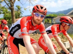 Vosekalns paliek aiz UCI punktiem Krievijā; Liepiņš noslēdzis Jorkšīras tūri
