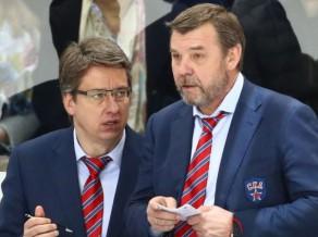 Krievijas mediji: Znaroks un Vītoliņš atstās SKA, šaubas par Krievijas izlases trenēšanu