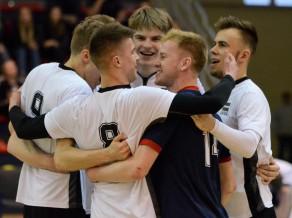 U20 volejbola izlase sper platu soli pretim EČ kvalifikācijas izšķirošajai kārtai