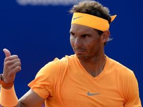 Nadals Barselonā gūst 400. uzvaru uz māla