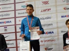 Latvijas jaunie soļotāji paliek pēdējie Baltijas komandu sacīkstē