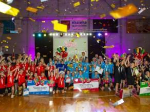 """Projekta """"Sporto visa klase"""" 4. sezonas finālsacensības notiks Jelgavā"""