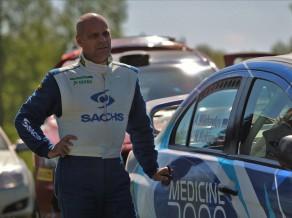 """Krievu sportists Aleksandrs Mihailovs: """"""""Rally Talsi"""" man ir svētki"""""""
