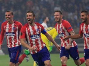 """Grīzmanam divi vārti, """"Atletico"""" trešo reizi triumfē Eiropas līgā"""
