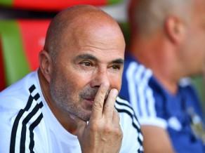 Sampaoli vismaz pagaidām saglabās Argentīnas izlases galvenā trenera amatu