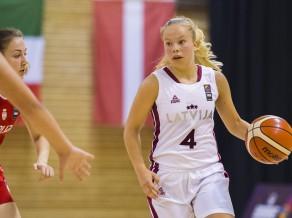U17 meitenēm neizdodas apturēt NBA nometnes dalībnieces