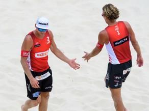 Samoilovam un Šmēdiņam turnīrs Gštādē noslēdzas ar 9. vietu