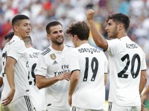"""Asensio divi vārti, """"Real"""" atspēlējas un uzveic """"Juventus"""""""