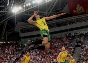 Brazīliju no volejbola pasaules troņa centīsies gāzt mājiniece Polija