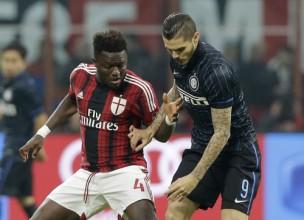 """""""Milan"""" neizmanto iespējas mača izskaņā un spēlē neizšķirti pret """"Inter"""""""