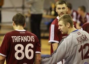 Latvijas handbolistu pēdējais šķērslis ceļā uz titulu - Fēru salas