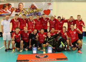 """Turnīrā """"Latvian Open 2015"""" triumfē FBK """"Valmiera/ViA"""""""