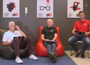 Video: Ģenerālis un Bukmeikers atskatās uz apakšgrupu spēlēm un gatavojas prognozēt