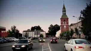 Video: Štromberga sagaidīšana Valmierā
