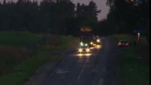 """Video: Štrombergs Valmierā: """"Tādu sagaidīšanu negaidīju"""""""