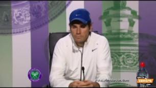 Video: Hāss preses konferencē izsakās par Gulbi