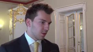 """Video: Gudļevskis: """"Pasaules čempionātā līdzjutēji bija fantastiski"""""""