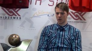 """Video: Liepiņš: """"Izbaudījām florbola svētkus, bet pietrūka pieredzes, lai uzvarētu RTU"""""""