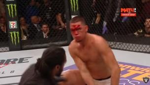 Video: MMA zvaigzne Makgregors sensacionāli zaudē Diazam