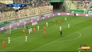 Video: Gutkovskis gūst divus vārtus Gdaņskā