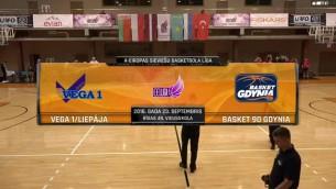 """Video: """"Vega1/Liepāja"""" iesāk Austumeiropas Sieviešu basketbola līgas sezonu ar zaudējumu"""