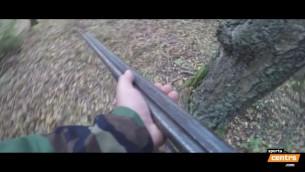 Video: Meža zvērs uz motocikla