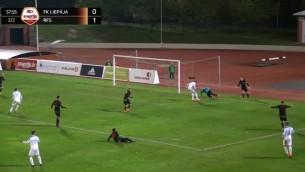 Video: RFS aizved trīs punktus no Liepājas un tuvojas 4. vietai