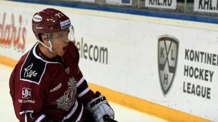 Video: Rīdziniekam Mulenam otrais labākais vārtu guvums KHL nedēļā